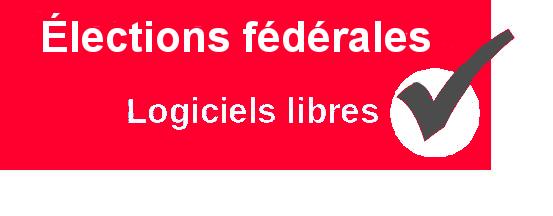 Logo de la campagne du logiciel libre