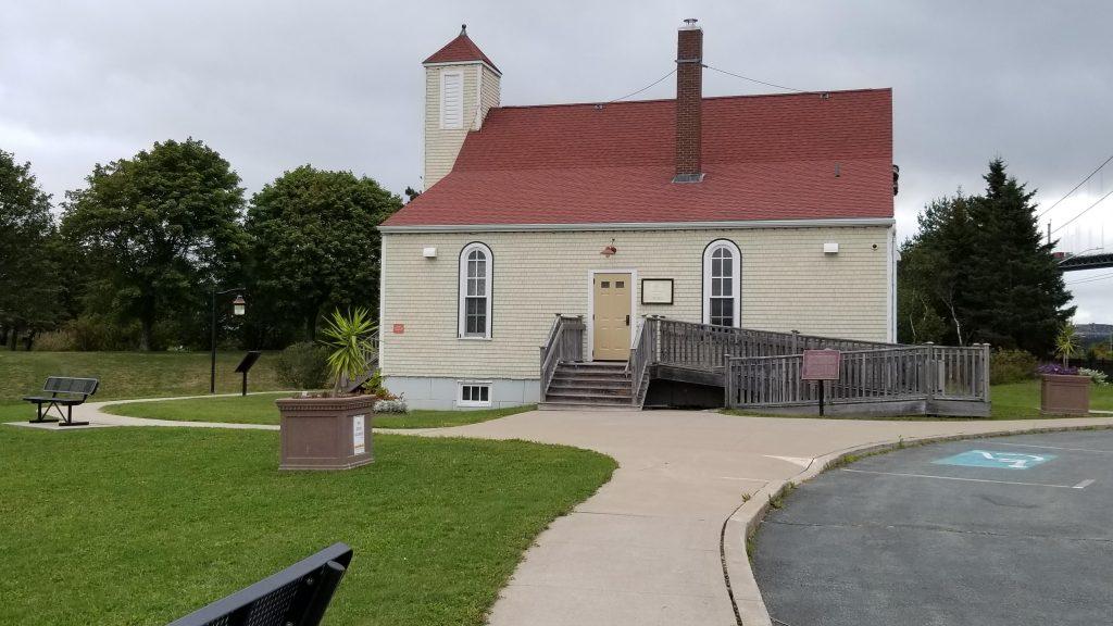 La petite église, musée d'Africville