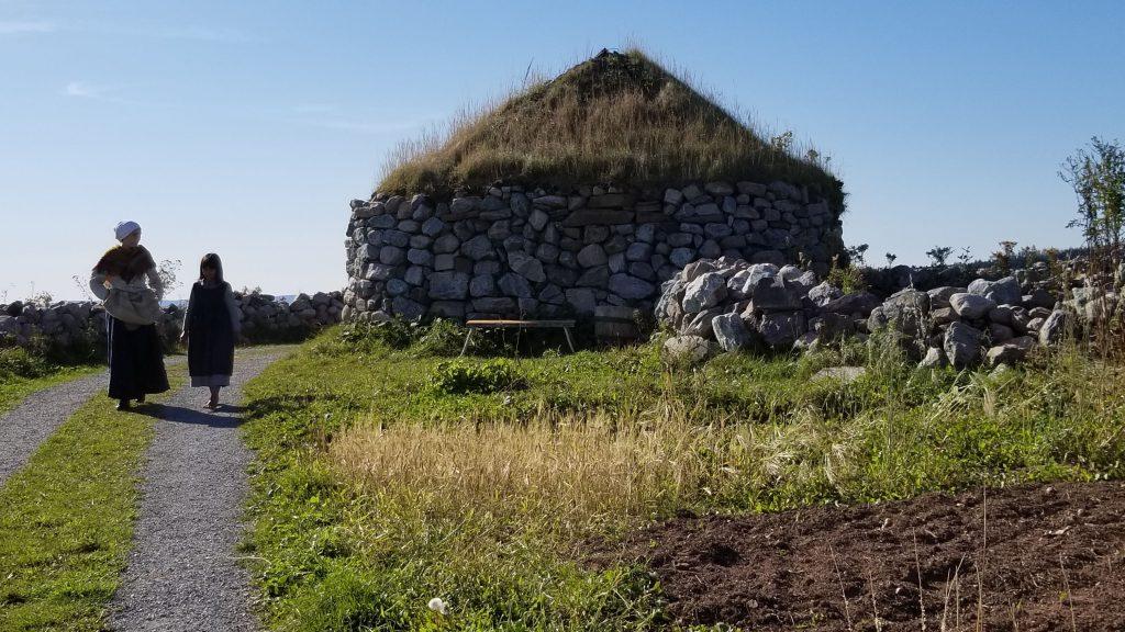 Maison ronde gaélique